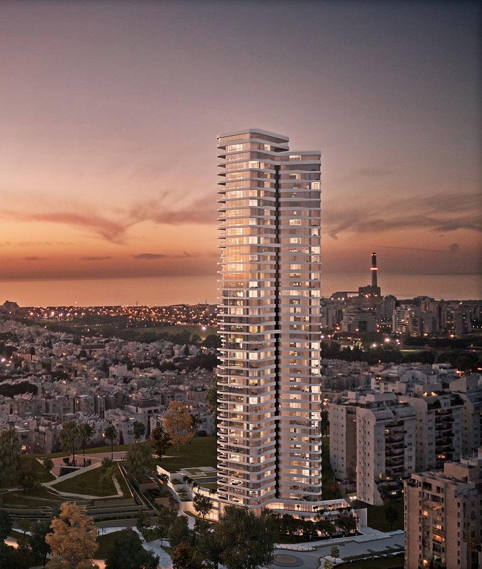 מגדל בראשית בבלי תל-אביב